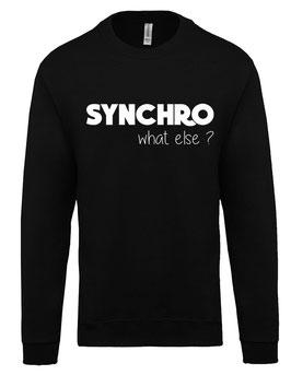 Sweat Synchro Noir