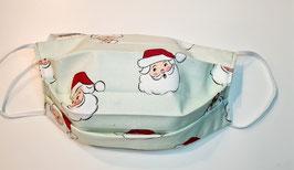 "Behelfsmaske Weihnachtsmaske ""Handmade"" (Nr. 81)"