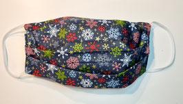 "Behelfsmaske Weihnachtsmaske ""Handmade"" (Nr. 77)"