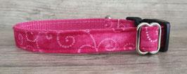 kleines Halsband pink (658)