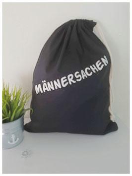 """Wäschebeutel """"Männersachen"""""""