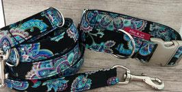 Halsband & Leine Set (735) Luxus