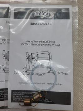 Set Bremsschnur mit zwei Federn
