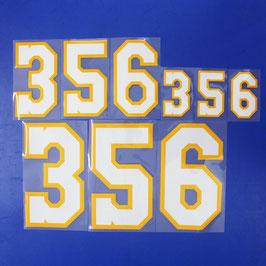 パンツ番号No.356