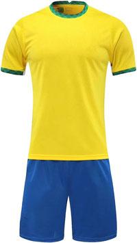 ブラジル20ホーム(無地)Jr.サイズ
