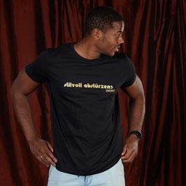 """Unisex T-Shirt """"Stilvoll abstürzen?"""""""