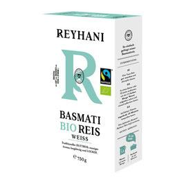 REYHANI REIS - Basmati weiß 750 g