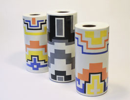 Pueblo Prints Bungalow Vase