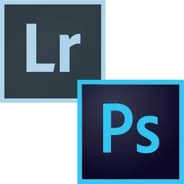 Adobe Photoshop CC Basic 2 | Bildbearbeitung und Retusche - dein persönliches 1-2-1 online Coaching