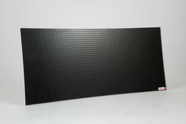 Glasheizung 250 schwarz Struktur Ausstellungsstück