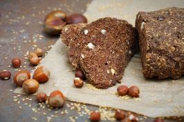 Gold Haselnuss - Brotbackmischung
