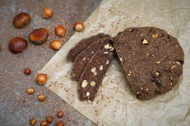 Dunkel Haselnuss - Brotbackmischung