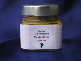 Moutarde safranée (100g)