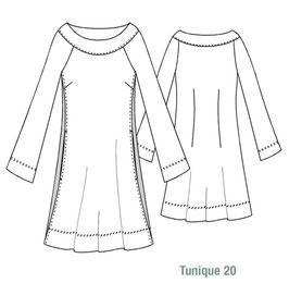 Tunique H3749 2 W.E.T. Kleid