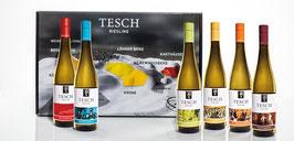 TESCH Riesling-Lagenbox.