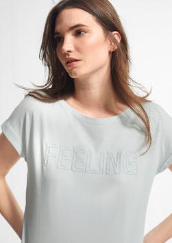 Jerseyshirt Feeling mit Frontprint  #todayfortomorrow