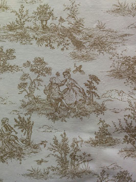 LONETA ESTAMPADA CARTUJA BEIGE