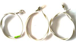 Iwabo Wärmekabelsatz für Iwabo Pelletbrenner S S1 S1X S2 30 & 48 KW  Glühspirale Anschlusskabel