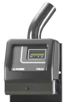 Nibe PB 20 Pelletbrenner mit Automatische Ascheaustragung