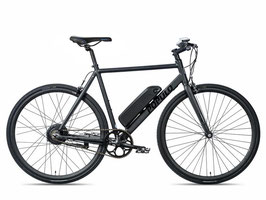 Populo Sport V3 Pedelec Aluminium schwarz