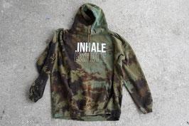 18/20 INHALE-EXHALE HOODIE / XXL