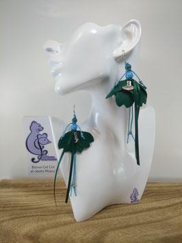 Boucles d'oreille COTINES modèle n°10 (ou votre prénom ?)