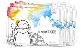 150 Hefte - The problem of plastic