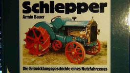 Armin Bauer:  Schlepper