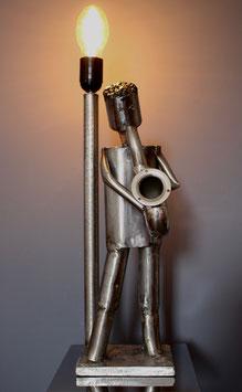 """John"" le saxophoniste"