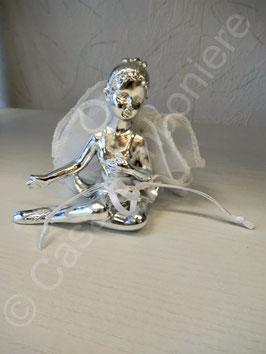 Silberne Ballerina
