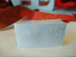 Geschenkkärtchen/Carte Regalo Blumenranke