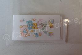 Geschenkkärtchen/Carte Regalo Baby