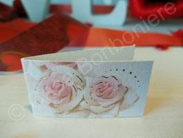 Geschenkkärtchen/Carte Regalo Roses
