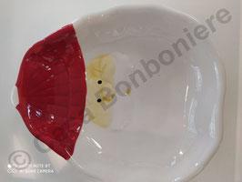 Weihnachtsschale Keramik