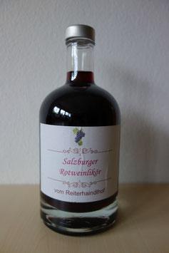Salzburger Rotweinlikör 0,35l