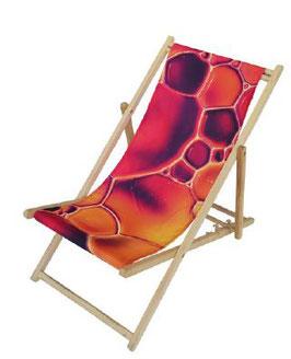 LOT chaises longues TRANSATS personnalisés
