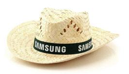 Lot de chapeaux Paille Lucho + Bandeau personnalisé