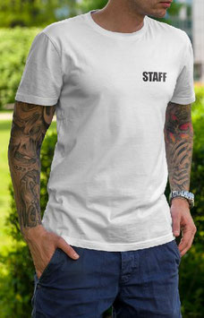 Lot de 10 tee-shirts STAFF
