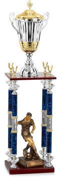 Trophées 132cm statuette grand format au choix