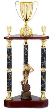 Trophées 78cm statuette au choix