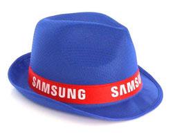 Lot de chapeau Synthétique BRAZIL + Bandeau personnalisé