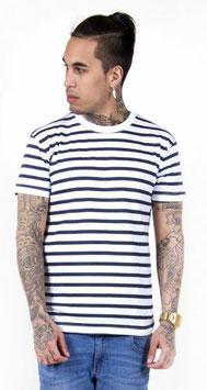 lot tee-shirts marinière + Marquage 1 couleur petit format