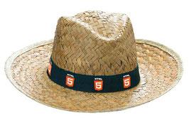 Lot de chapeaux Paille Vida + Bandeau personnalisé