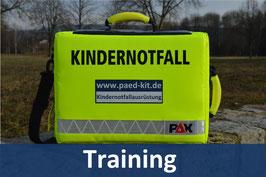 """Kindernotfallausrüstung """"Paed-Kit""""  (Trainingsversion)"""