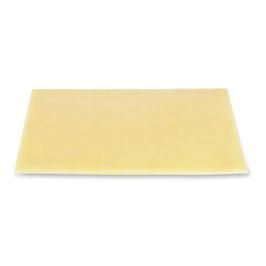 Käse - Wachs Platte Naturgelb ca. 1,2 kg