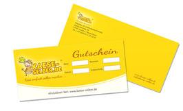 Gutschein Online - Shop  (Betrag wählbar)
