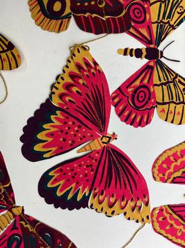 Girlande Schmetterlinge