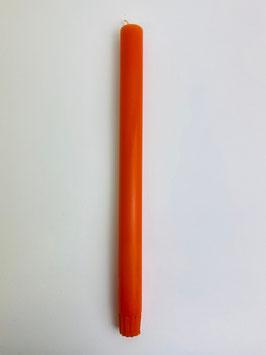 Kerze tangerine