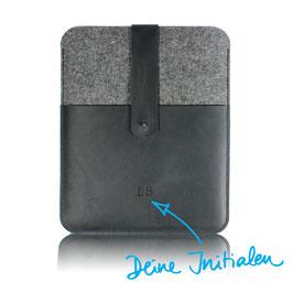 Tablet Case N°340 mit deinen Initialen