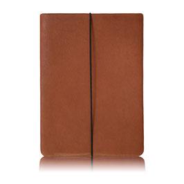 Notebook Hülle aus Leder BRAUN